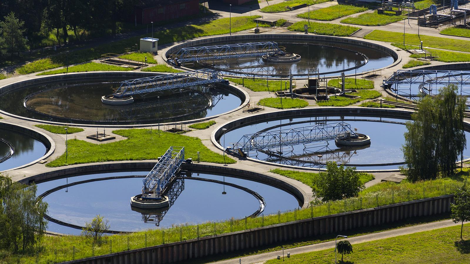 Solution pour les entreprises du traitement de l'eau