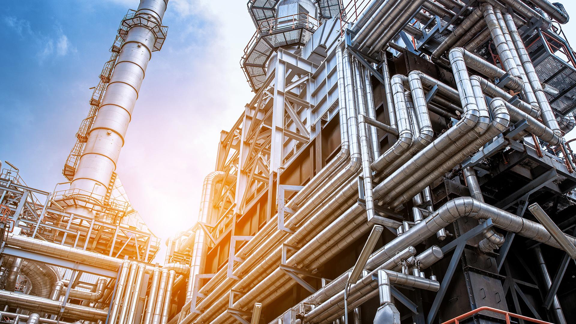 Delta automatisme solution pour l'industrie du pétrole