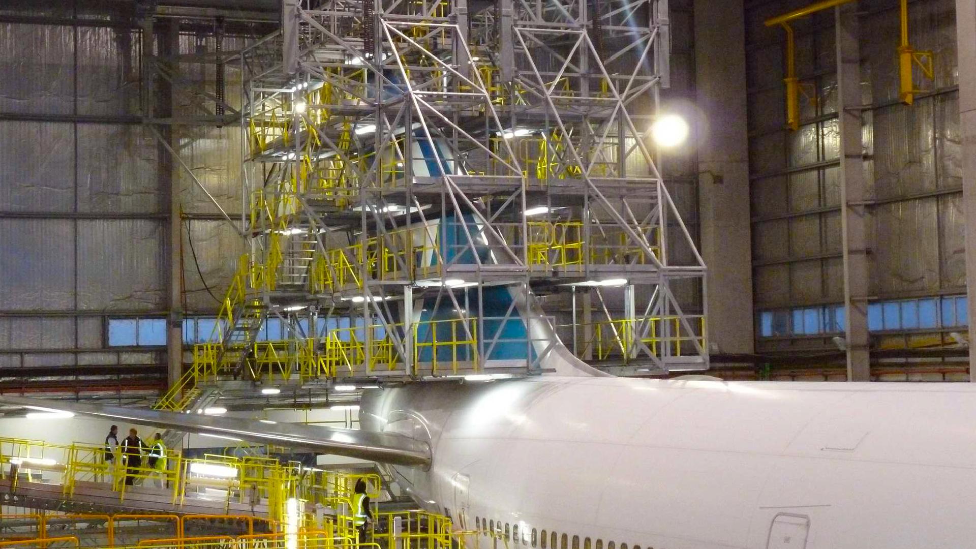 Solution pour l'industrie aéronautique