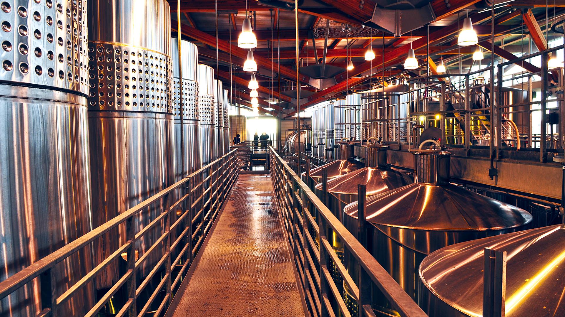 Solutions pour la viniculture Delta automatisme